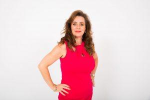 Spreker/Trainer Bertine Blom