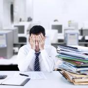 Breng werkstress ter sprake!