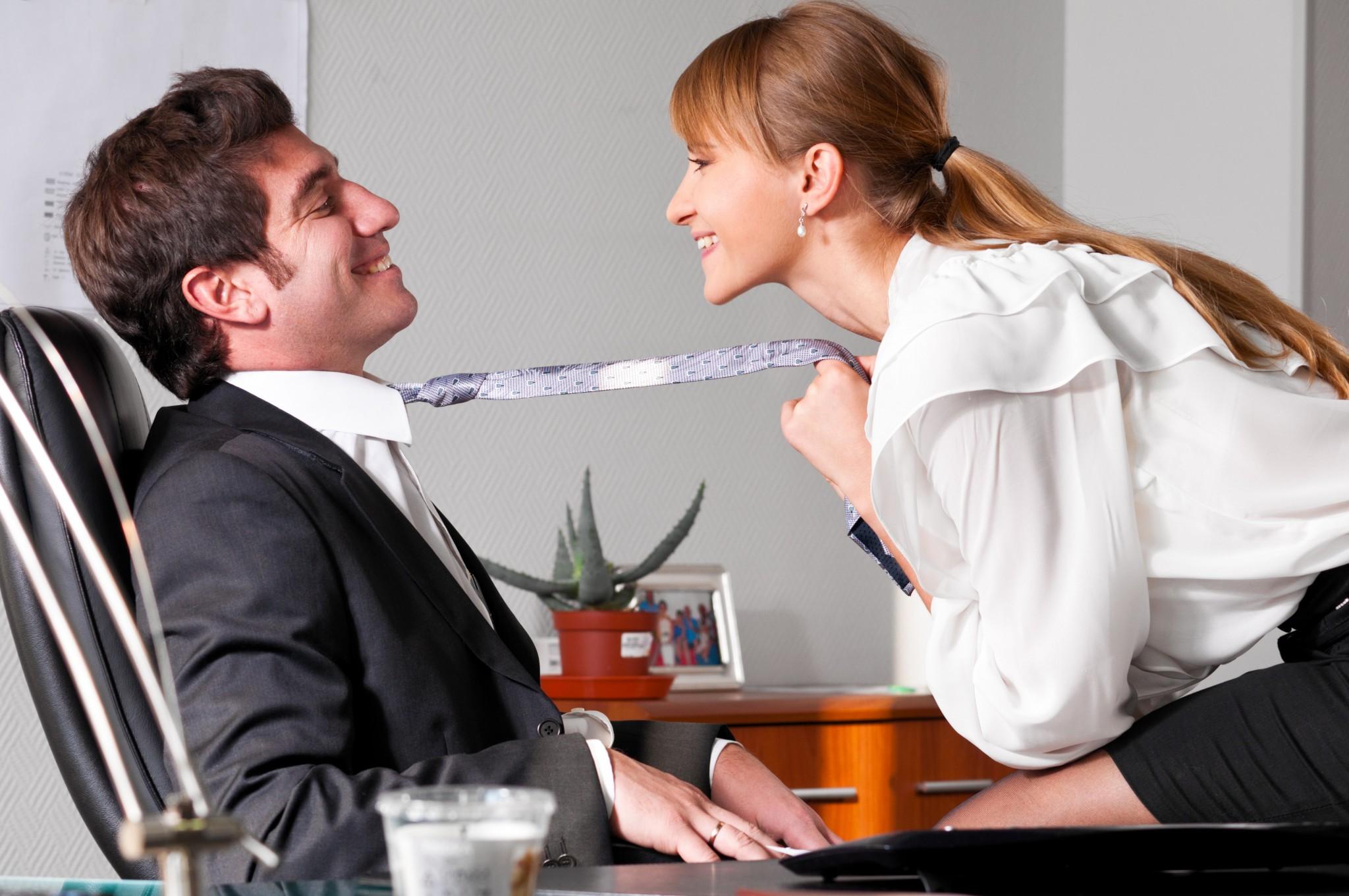 Zakelijk flirten boek