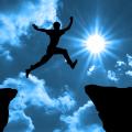 Wanneer zit jij op je kracht om de sprong te wagen?