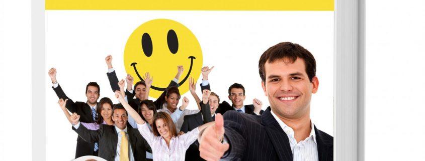 Boek Geluk als leiderschapsstrategie