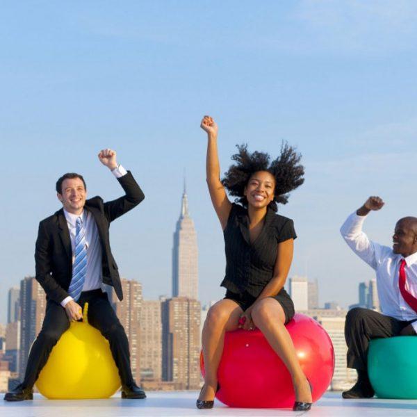 Krachtige keuzes voor een gelukkige toekomst een een succesvolle carriere!